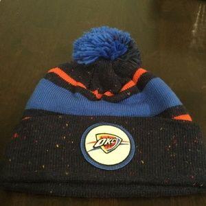 NWT Oklahoma City Thunder Mitchell & Ness Hat Cap